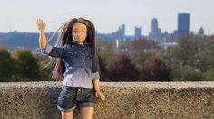 Even 'realistic Barbie' has body image issues in funny new commercial