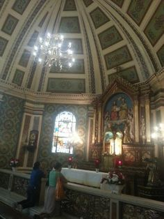 This is the Cathedral for the Diocese of San José. While I have seen larger, more impressive cathedrals elsewhere, this one is very nice for its size. There is an adoration chapel that I frequent a few times a month.