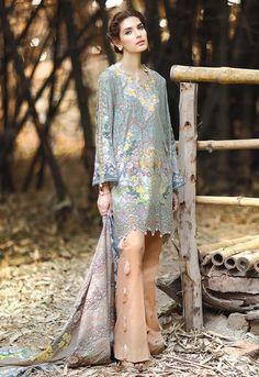 Cross-Stitch-Cambric-2016-2017-Eid-Fall-Catalog-Online-010 | Efashion Stream Fashion Blog