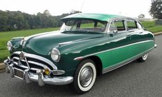 1952 Hudson Wasp top gear supercars fast cars