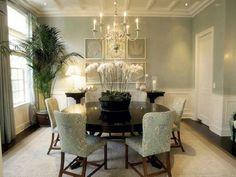 die besten 25 rundes esszimmer ideen auf pinterest runde esstische runder esstisch und runde. Black Bedroom Furniture Sets. Home Design Ideas