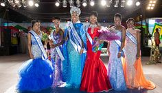 "ST Thomas Carnival USVI | Queen Selection ~ It was ""Culture to the Extreme, V.I. Carnival 2015"", as 6 lovely and talented young ladies thrilled the capacity filled crowd at the Lionel Roberts Stadium on Saturday, April 18, 2015, in a very keenly contested competition as they vied for the title of Virgin Islands Carnival Queen 2015. By the end of the night, it was Contestant # 6, Derisa Greaves, an 18 year old senior from the Charlotte Amalie High School, who captured the title. The support…"