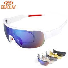 Obaolay 2017 polarizado ciclismo gafas de sol mujeres gafas de sol de bicicletas bike hombres de gafas de sol gafas occhiali ciclismo gafas spyderco