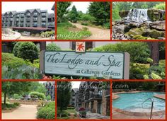 """The Lodge and Spa at Callaway Gardens a Family Vacation in Pine Mountain Georgia"" by MommyB Knows Best!"