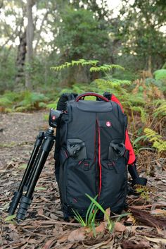 REVIEW: Manfrotto Pro Light Camera Backpack - A lightweight pack with heavy weight potential
