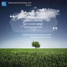 Renewable energy improves human wellbeing and overall welfare well beyond GDP. Renewable Energy, Economics, Work On Yourself, Innovation, Wellness, Search, Twitter, Searching, Finance