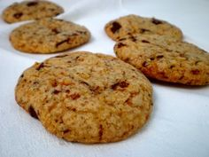 Lola en la cocina: Chocolate chip cookies con un toque de pralin