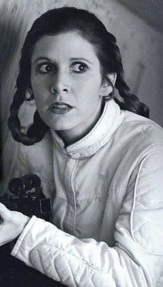 """Princess Leia """"Carrie Fisher"""" Empire Strikes Back retrostarwarsstrikesback Carrie Fisher, Leia Star Wars, Star Wars Princess Leia, Star Wars Poster, Star Wars Art, Star Trek, Princesa Leia, Han And Leia, Star Wars Pictures"""
