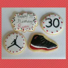 Michael Jordan Cookies, Confection Connection
