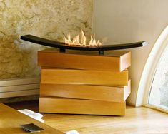 Contemporary Fireplaces from Focus » CONTEMPORIST