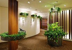中央電力株式会社 オフィスのオフィスデザイン事例を手がけた株式会社パーク・コーポレーション。【オフィスデザイナーズ】