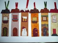 marcapáginas Diy Projects To Try, Diy Crafts For Kids, Sewing Projects, Bookmarks Kids, How To Make Bookmarks, Felt Crafts, Fabric Crafts, Paper Crafts, Homemade Books