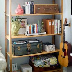@Jeanne Busch Fashionista is sharing some bookcase styling tips on www.forchicsake.com today! Go check them out!