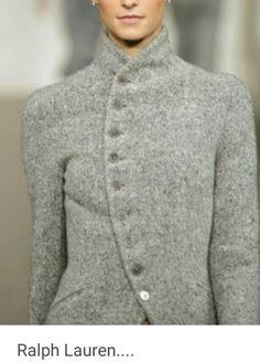Victorian styled jacket