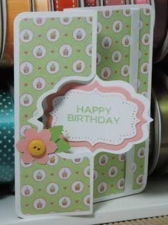 Sizzix Fancy Frame #2 Flip-Its card set and Fancy Labels #4 Framelits die set