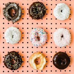 Barre3 AND Doughnuts