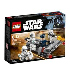 #Lego #LEGO® #75166 LEGO Star Wars First Order Transport Speeder Battle Pack Alter: 6-12 Teile: 117LEGO ® Star Wars First order Transport 75166. Hier klicken, um weiterzulesen. Ihr Onlineshop in #Zürich #Bern #Basel #Genf #St.Gallen