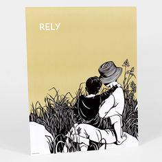 Nikki McClure - Rely