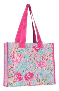 fdb8417d2209eb Lilly Pulitzer Tote in Jellies be Jammin $10 free shipping! Lilly Pulitzer  Prints, Lily