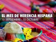 Mes de la Herencia Hispana - YouTube Spanish Activities, Class Activities, Learning Resources, Student Learning, Fun Learning, Teacher Resources, Spanish Teacher, Spanish Classroom, Teaching Spanish