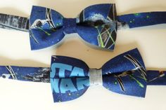 Star Wars X Wing Bow Tie by MPsArts on Etsy, $15.00