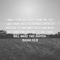 Isaiah 45:8
