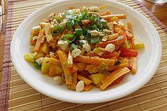 Süßkartoffel - Curry