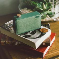 EMIE Canvas Bluetooth Speaker – Lumi HK Store