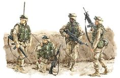 . Military Working Dogs, Military Gear, Military History, Military Uniforms, Afghanistan War, Iraq War, Army Drawing, Military Drawings, Us Marine Corps
