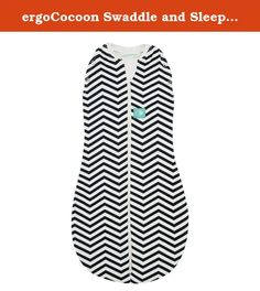 ergoCocoon Swaddle and Sleep Bag (0.2 tog), Navy Chevron, 3-12 Months. The 0.2 Tog ergoCocoon will keep your baby snug and securely swaddled with the minimum of fuss. Escape-Proof swaddle which converts to a sleeping bag.