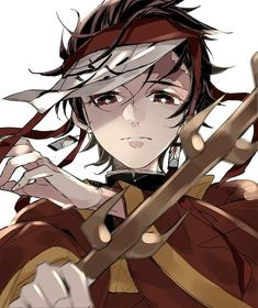 Kamado Tanjirou - Kimetsu no Yaiba - Image - Zerochan Anime Image Board Manga Boy, Manga Anime, Anime Art, Demon Slayer, Slayer Anime, Anime Angel, Anime Demon, Fanart, Attack On Titan Ships