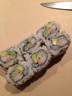 How to Make a California Roll
