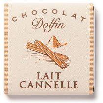 Dolfin 2kg Ciocolata cu Lapte si Scortisoara