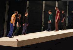 Yoann Bourgeois, Interview, Workshop, Ballet, The Originals, Theater, Dance, Chart, Atelier
