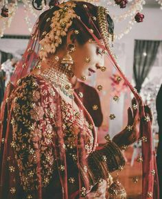 Looking for Bridal Lehenga for your wedding ? Dulhaniyaa curated the list of Best Bridal Wear Store with variety of Bridal Lehenga with their prices Indian Bridal Outfits, Indian Bridal Wear, Pakistani Bridal, Bridal Dresses, Indian Wear, Punjabi Bride, Indian Attire, Wedding Outfits, Bridal Dupatta