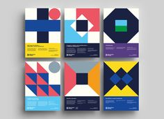 Visual identity and poster series for Barcelona Pensa 2016, the 3rd edition of the philosophy festival of Barcelona.