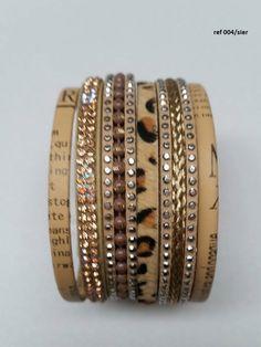 nieuwe modetrend multirij strass armband