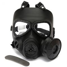 Tactical M04 Toxic Gas Mask Activated Carbon Military Respirator Sale - Banggood Mobile
