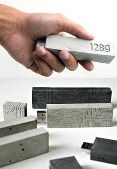 USB de concreto