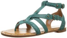 Ariat Womens Terrene Gladiator SandalLaguna8 M US *** Check this awesome product by going to the link at the image.