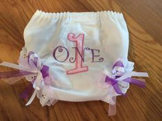 1st Birthday Bloomers appliqué diaper covers princess diva photo prop girly by lettersandlollipops on Etsy
