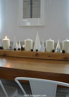 Hof 9: I. Adventspecial - Tannenbaum DIY