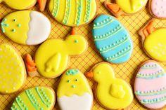 Pasen koekjes: het recept om hen voor te bereiden met de kinderen