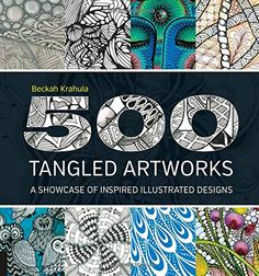 500 Tangled Artworks: A Showcase of Inspired Illustrated Designs by Beckah Krahula http://www.amazon.com/dp/1592539939/ref=cm_sw_r_pi_dp_xzSZub1QPN34H