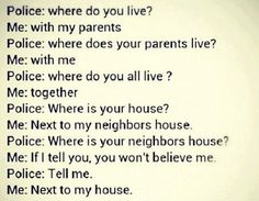 "Does it bother anyone else that it says,""where does your parents live?"". Isn't it where do your parents live? Good Short Jokes, Short Funny Jokes, Short Clean Jokes, Funny Memes About Girls, Very Funny Jokes, The Funny, Really Funny, That's Hilarious, Best Clean Jokes"