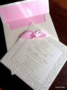 wedding invitations elegant unique high end
