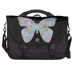 Butterfly heaven Laptop bag