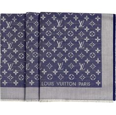 f093c9fecf0dc Buy best louis vuitton scarf Monogram Denim Shawl in  http   www.louisbagsesale