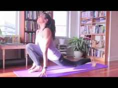 short post run yoga sequence