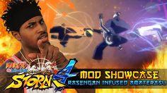 awesome Naruto X Sasuke Rasengan Infused Amaterasu!!! Naruto Shippuden Top Ninja Storm four Mods